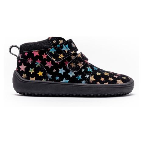 Detské barefoot topánky Be Lenka Play - Twinkle - Black 35