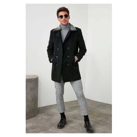 Trendyol Black Male Coat