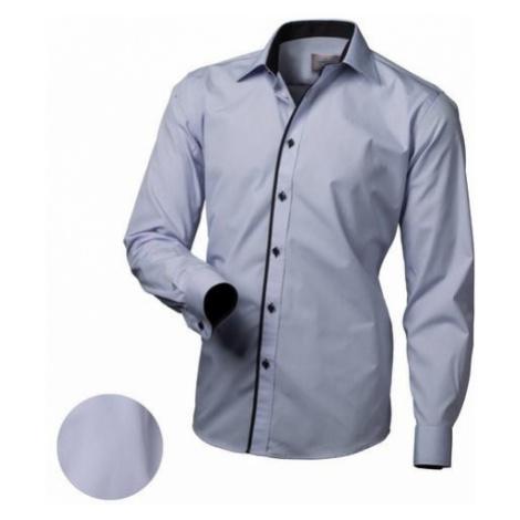 Pánska košeľa svetlofialová