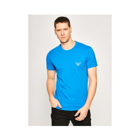 Emporio Armani Underwear Tričko 110853 0P524 27633 Modrá Regular Fit