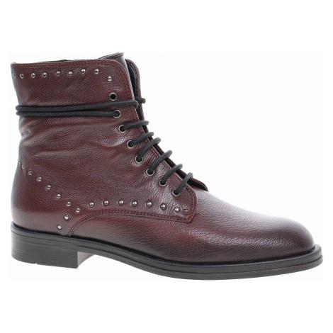 Dámská kotníková obuv Tamaris 1-25157-31 bordeaux 1-1-25157-31 549