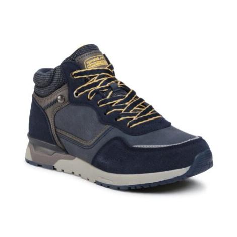 Šnurovacia obuv SPRANDI EARTH GEAR BP07-91336-01 Ekologická koža/-Ekologická koža