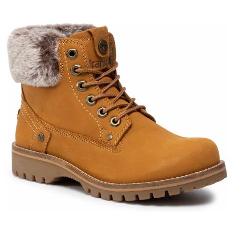 Outdoorová obuv WRANGLER - Alaska WL92512A Tan Yellow 024