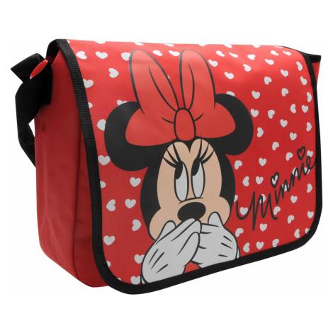 Character Messenger Bag Minnie