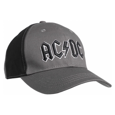 šiltovka ROCK OFF AC-DC Black Logo