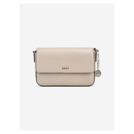 Bryant Medium Cross body bag DKNY Béžová