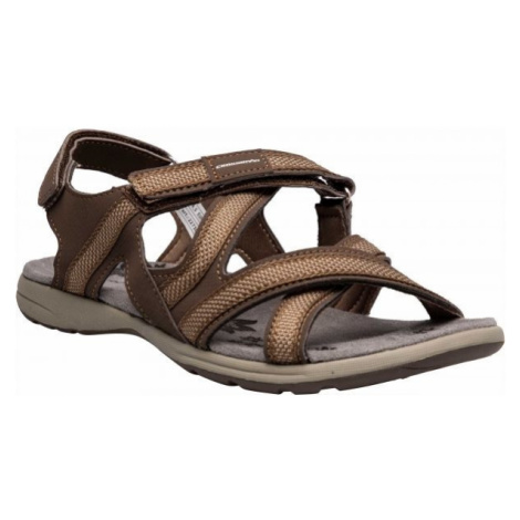 Crossroad MIAGE hnedá - Dámske sandále