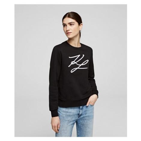 Mikina Karl Lagerfeld Kl Signature Sweatshirt