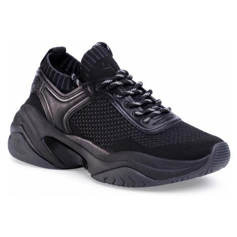Sneakersy TAMARIS - 1-23736-24 Black Uni 007