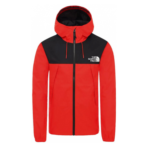 The North Face M 1990 Mountain Q Jacket - Eu Fiery Red-XL červené NF0A2S5115Q-XL