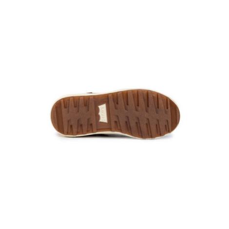 Levi's® Šnurovacia obuv New Portland VPOR0020S Hnedá Levi´s