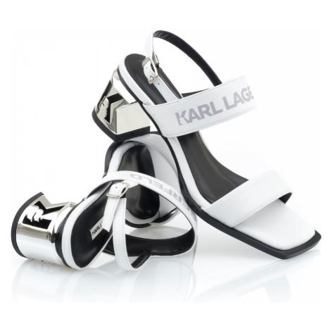Sandále Karl Lagerfeld K-Blok 2-Strap Open Sandal