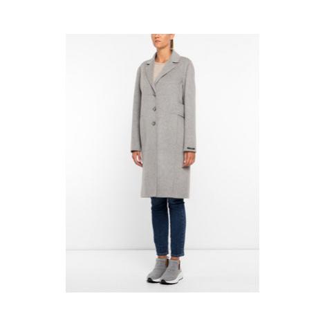 Sportmax Code Zimný kabát 70160596 Sivá Oversize