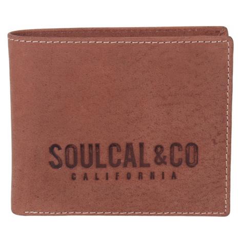 SoulCal Signature Wallet Cognac Soulcal & Co