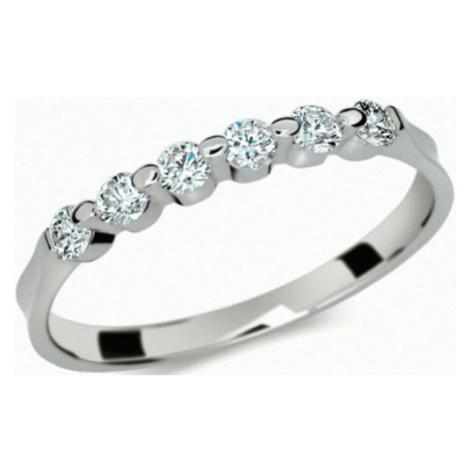 Danfil Luxusné prsteň so zirkónmi DLR1951b mm