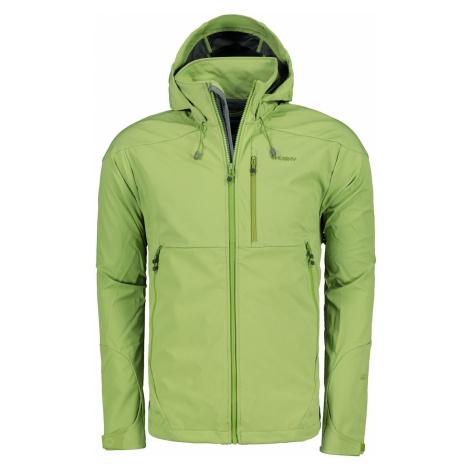 Men's softshell jacket Sauri M dark.green Husky