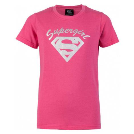 Warner Bros SPRG ružová - Dievčenské tričko