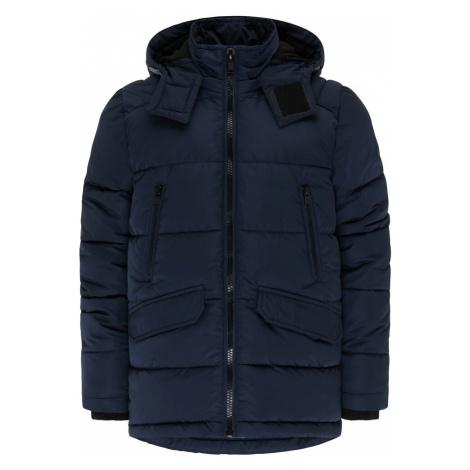 Petrol Industries Zimná bunda  námornícka modrá