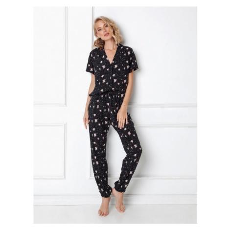 Dámske pyžamo Aruelle Abigail Long kr / r XS-2XL