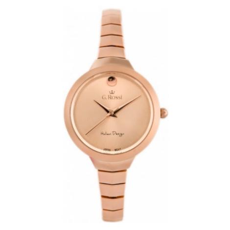 Elegantné dámske hodinky G.Rossi 11624B-3D3 Gino Rossi