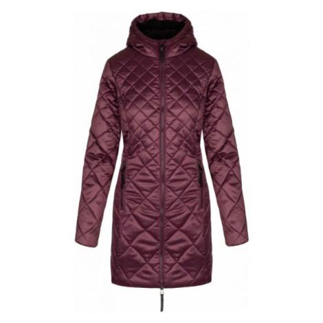 Loap TENCY vínová - Dámska zimná bunda