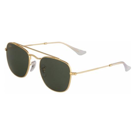 Ray-Ban Slnečné okuliare '0RB3557'  zlatá / jedľová