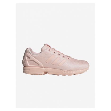 Topánky adidas Originals Zx Flux J Růžová