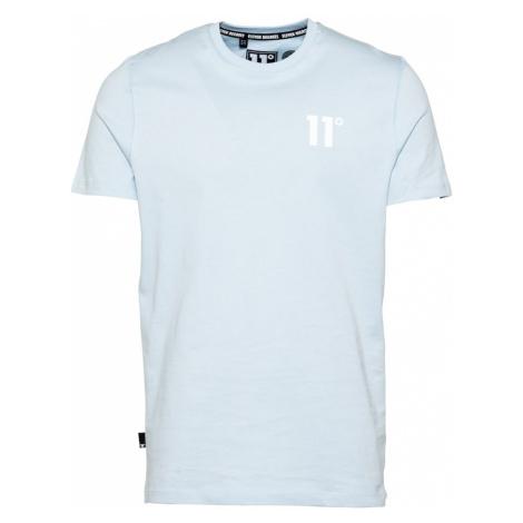 11 Degrees Tričko 'CORE'  svetlomodrá / biela