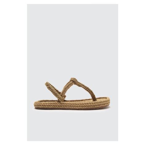 Dámske sandále Trendyol Rope