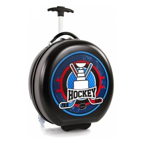 Heys Detský cestovný kufor Sports Luggage Hockey puck 13 l