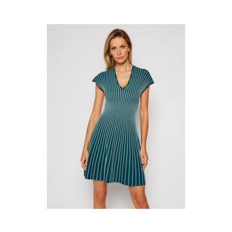 Marciano Guess Úpletové šaty Cora 0BG795 5593Z Zelená Regular Fit