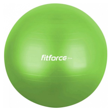 Fitforce GYM ANTI BURST zelená - Gymnastická lopta