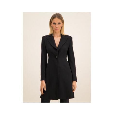 Pinko Prechodný kabát Mopur Cappotto PE 20 BLK01 1G14TL 7873 Regular Fit