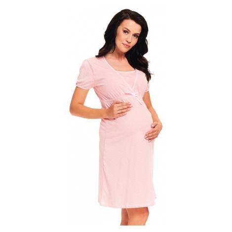 Dojčiaca nočná košeľa Sweet Pink hviezdičky