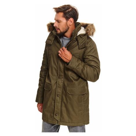 Pánske bundy a kabáty Top Secret