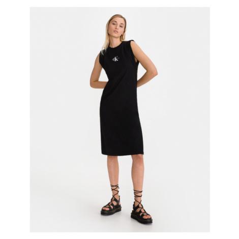 Calvin Klein Šaty Čierna