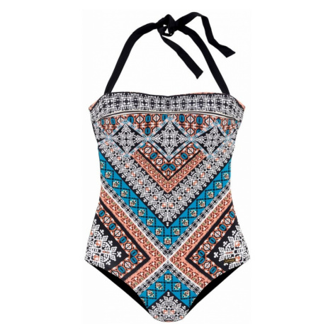 LASCANA Jednodielne plavky 'Marrakesh'  zmiešané farby