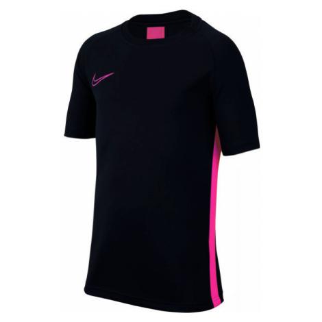 Nike DRY ACDMY TOP SS B - Chlapčenské futbalové tričko