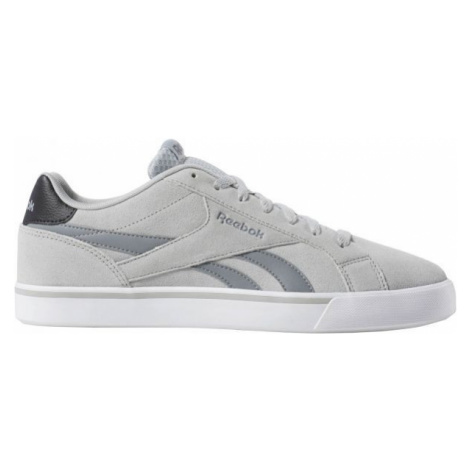 Reebok ROYAL COMPLETE 2LS sivá - Pánska voľnočasová obuv