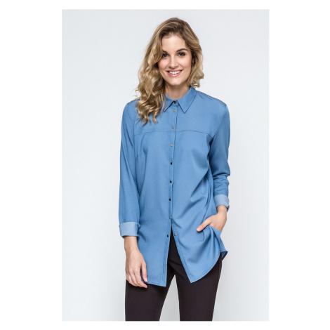 Modrá košeľa 240128 Enny