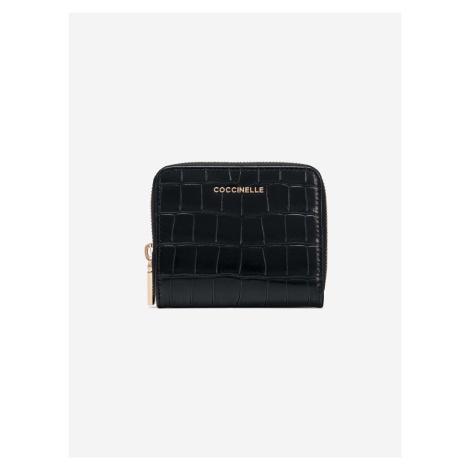 Peněženka Coccinelle Čierna