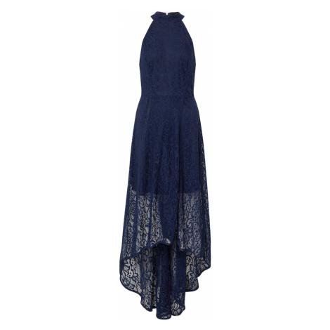 Mela London Kokteilové šaty  námornícka modrá