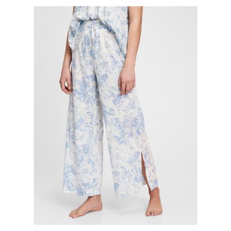 Dreamwell Kalhoty na spaní GAP Biela