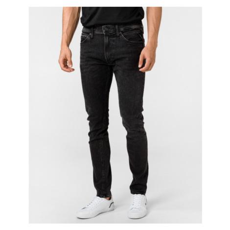 Replay Jondrill Jeans Čierna