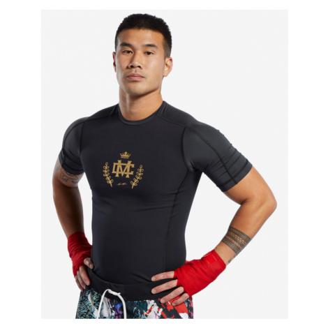 Reebok Combat Conor McGregor Rash Guard Tričko Čierna