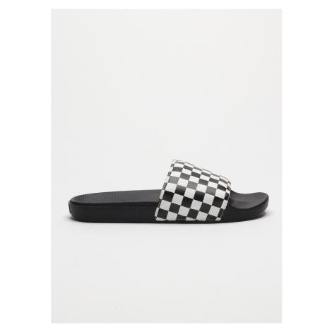 Pantofle Vans Čierna