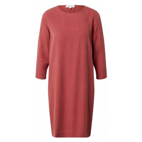 ARMEDANGELS Oversize šaty 'Vadelmaa'  červená