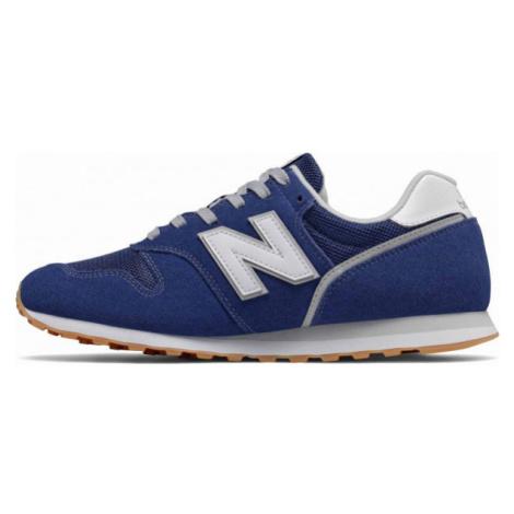 New Balance ML373DF3 tmavo modrá - Pánska voľnočasová obuv