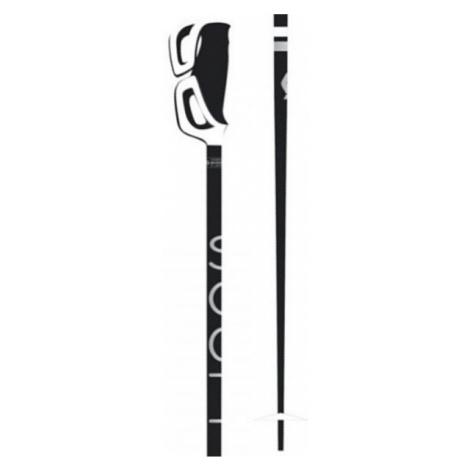Scott STRAPLESS S čierna - Dámske lyžiarske palice