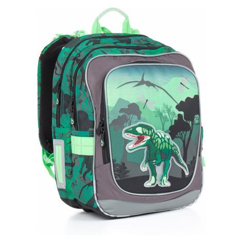 Školská taška Topgal CHI 842 E - Green